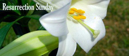 Resurrection Sunday 2017