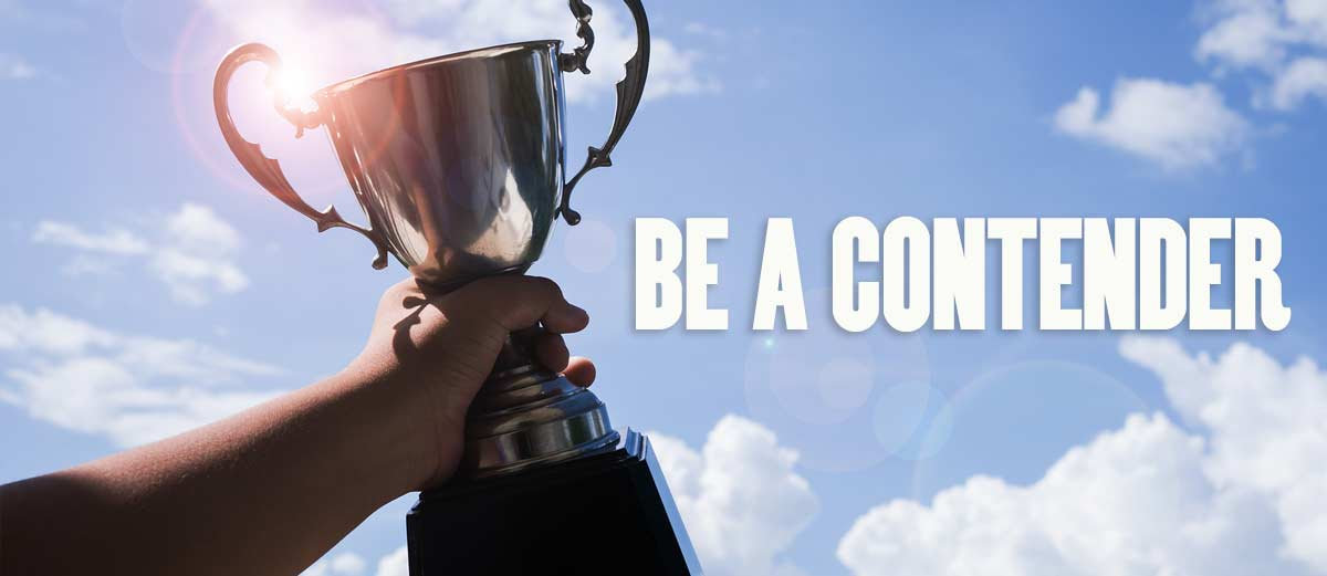 Be a Contender
