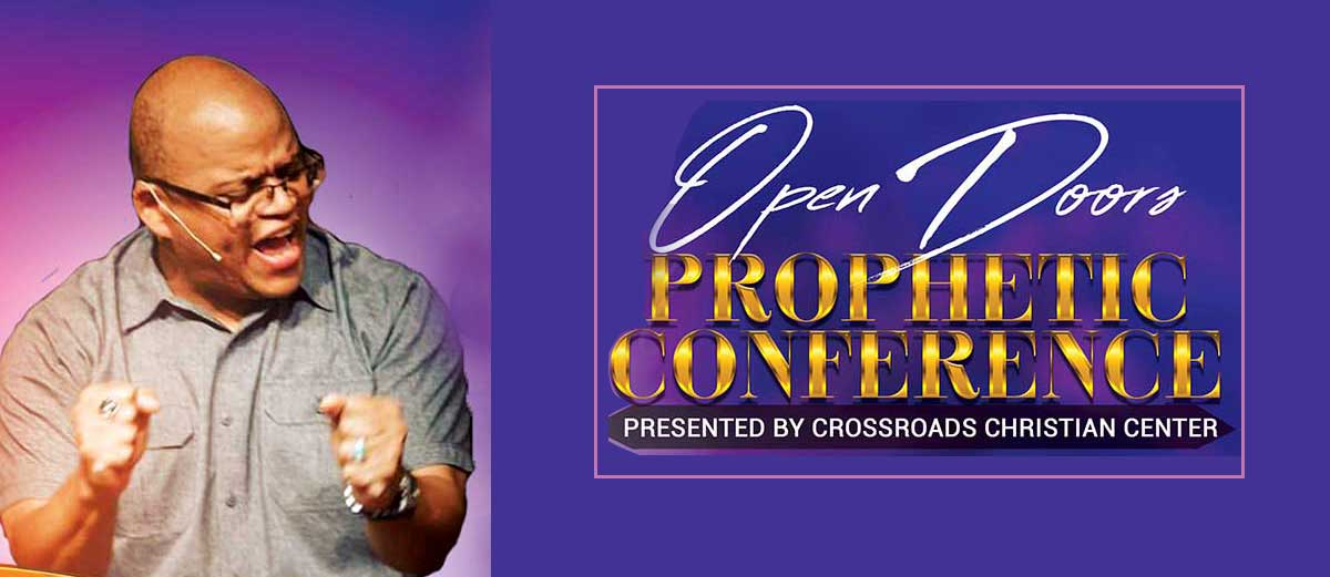 Prophet Dalton Prophetic Conference 2019