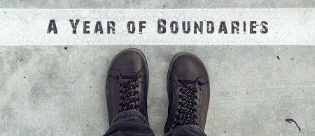 A Year of Boundaries