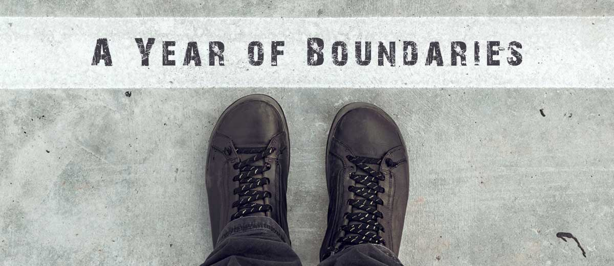 A Year of Boundaries